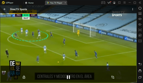ver deportes en you tv player